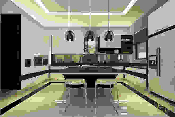 Teratai House Dapur Modern Oleh Arci Design Studio Modern