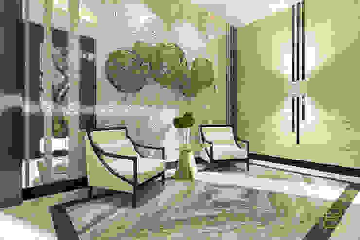 Teratai House Koridor & Tangga Modern Oleh Arci Design Studio Modern