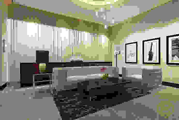Teratai House Ruang Keluarga Modern Oleh Arci Design Studio Modern