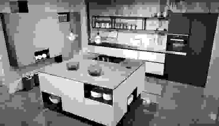 Nolte ed de lux Industriale Küchen