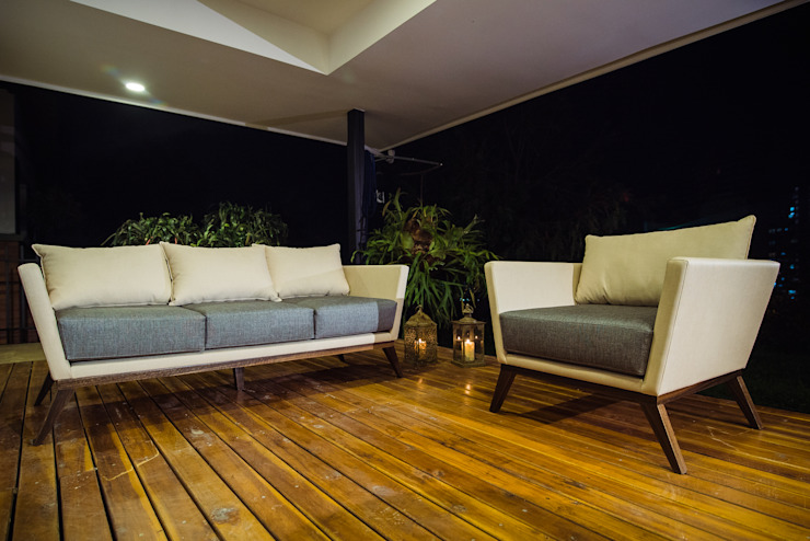 Patios & Decks by Munera y Molina,