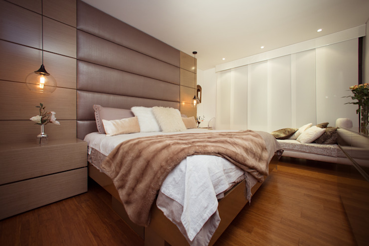 Bedroom by Munera y Molina