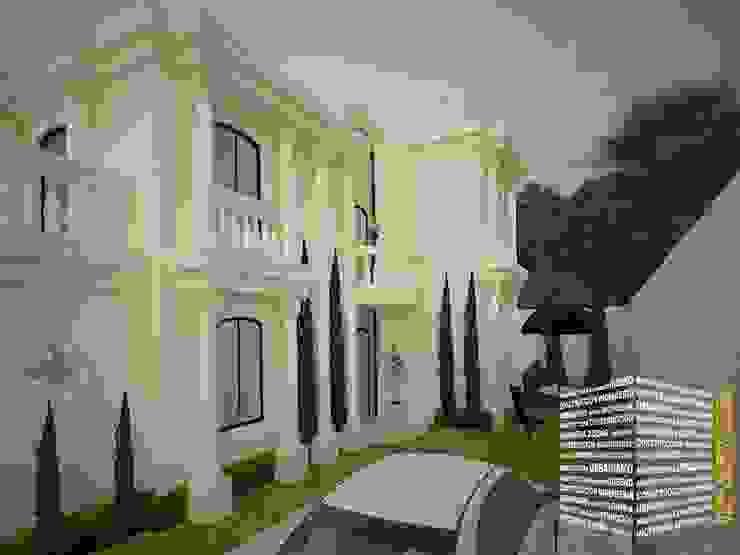 Casas de estilo clásico de HHRG ARQUITECTOS Clásico