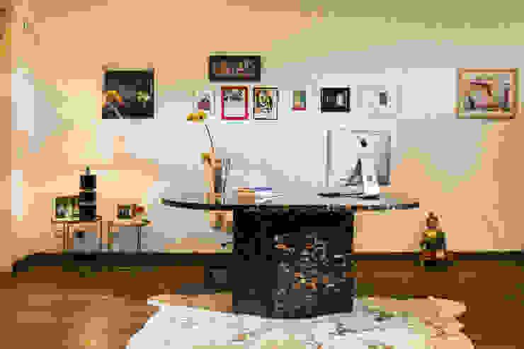 Munera y Molina ห้องทำงาน/อ่านหนังสือ