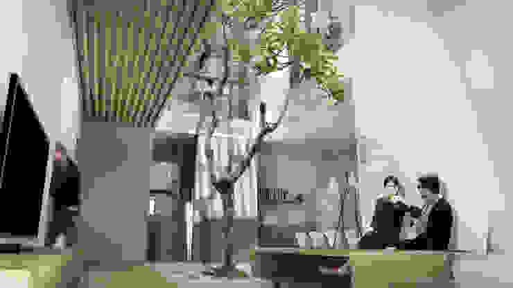 Interior Oleh Spasi Architects