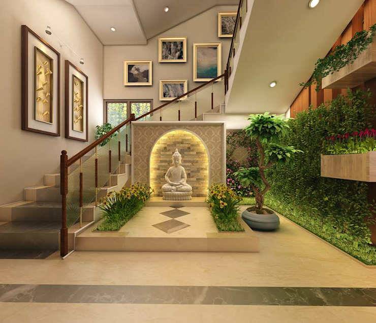 3D architecture interior rendering by Proglobalbusinesssolutions