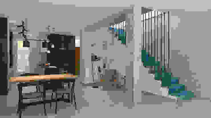 Modern Living Room by deco chata Modern