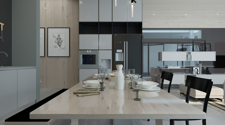 dining room Oleh Rendrahandy