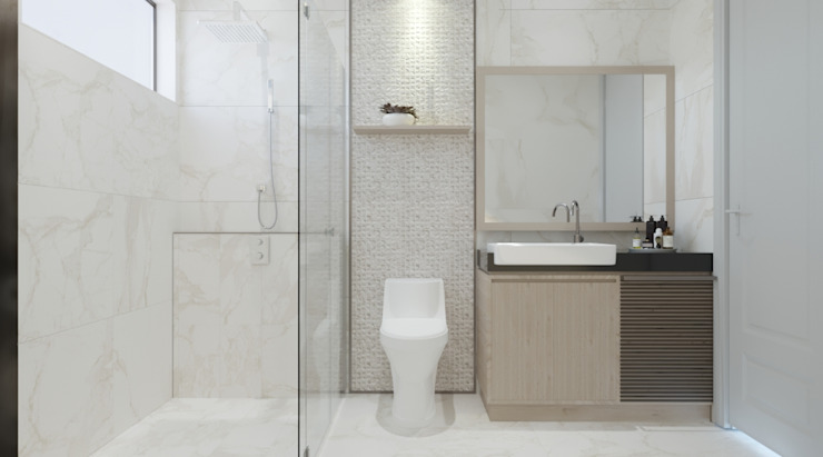 bathroom Oleh Rendrahandy