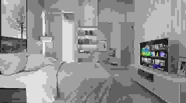 Master bedroom 2 Oleh Rendrahandy