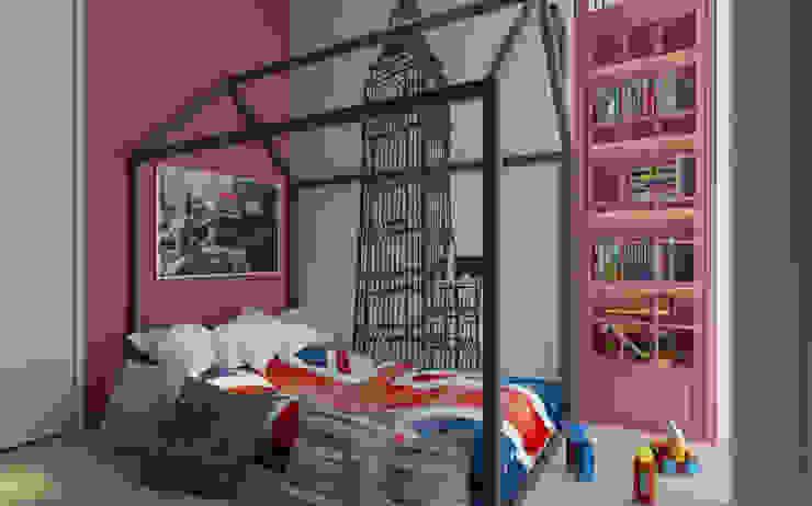 kid's bedroom Oleh Rendrahandy