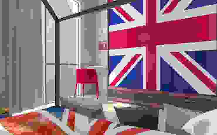 kid's bedroom 2 Oleh Rendrahandy