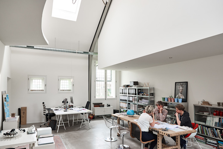 MINT Architecten Study/office