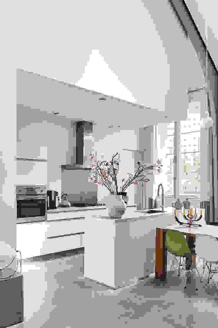 Koepelkerk Onnen - Keuken van MINT Architecten Modern
