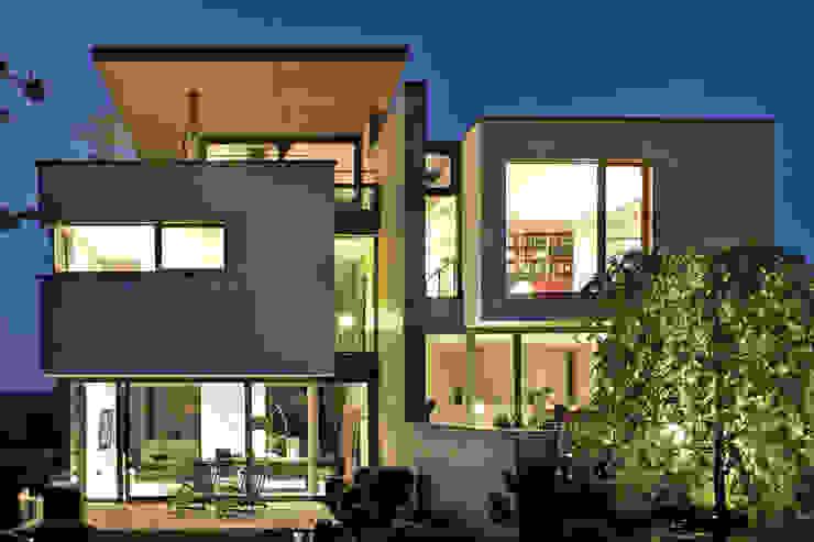Gartenansicht von Weber und Partner Freie Architekten BDA Modern