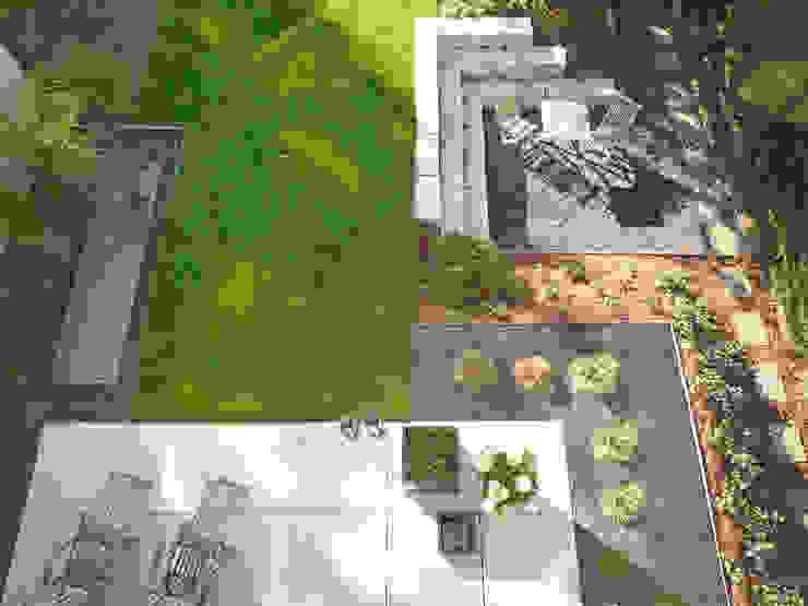 Gartengestaltung Weber und Partner Freie Architekten BDA Moderner Garten