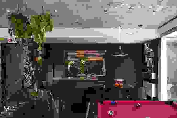 Modern Living Room by estudio M Modern