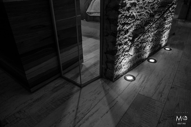 Modern Walls and Floors by estudio M Modern