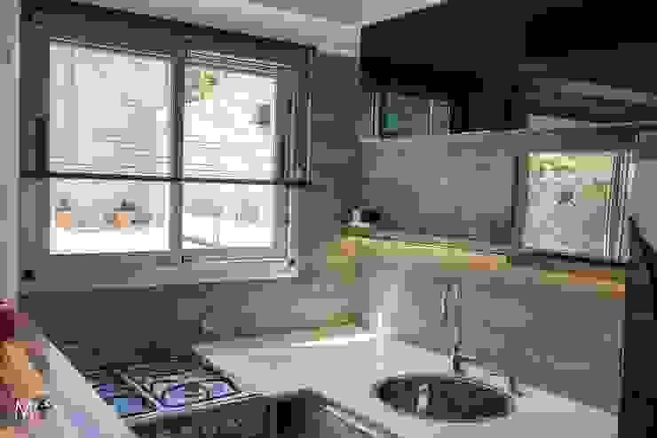 Modern Kitchen by estudio M Modern