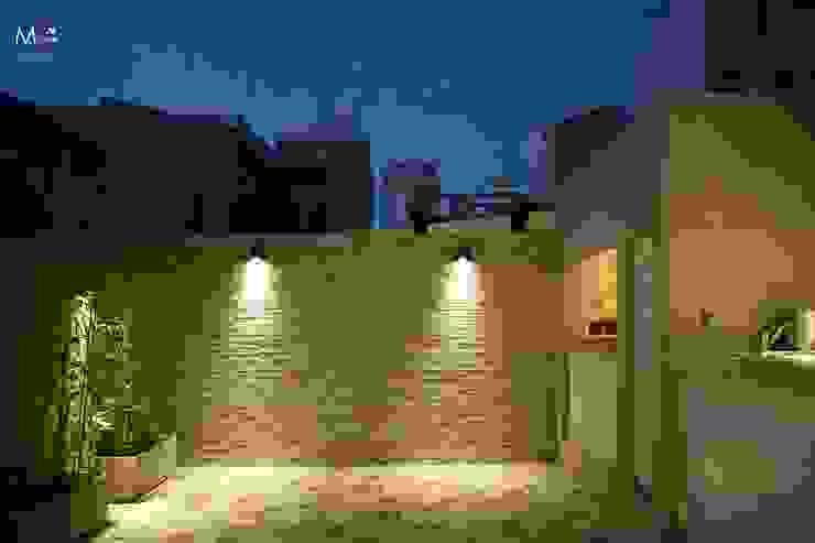 Modern Terrace by estudio M Modern