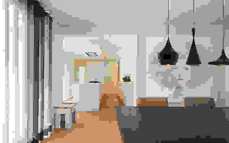 woning te Mierlo Moderne eetkamers van SVDK interieurarchitecte(n) Modern