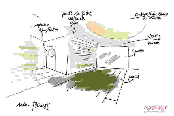 ADIdesign* studio Sauna