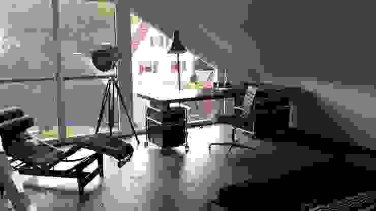 Ein individuelles Haus für individuelle Kunden wir leben haus - Bauunternehmen in Bayern Ausgefallene Arbeitszimmer