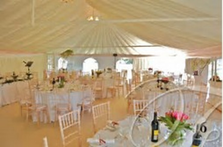 Tent hire & installation by Tent hire Cape Town