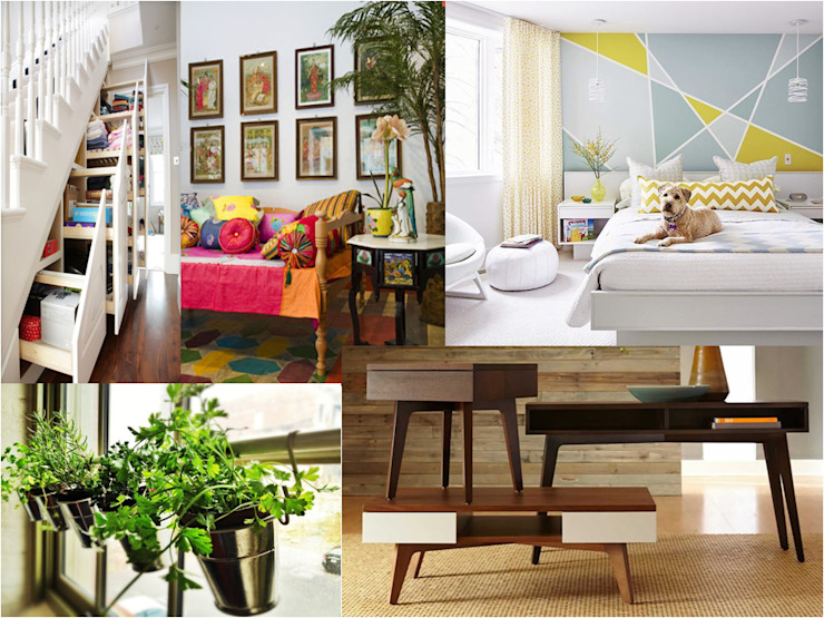Change Your Interior Decoration with Change of Season by Oxedea Interiors