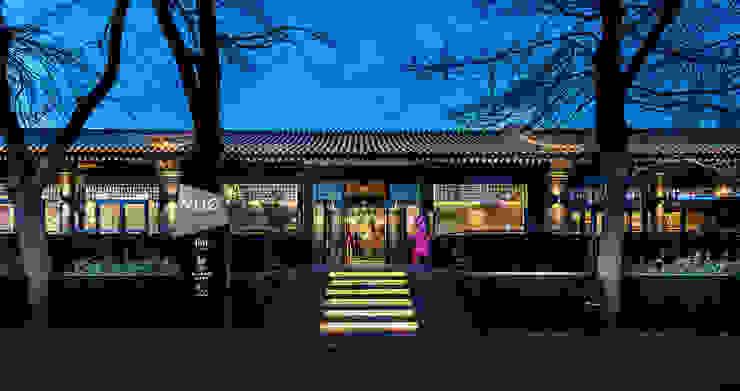Hoteles de estilo asiático de MinistryofDesign Asiático