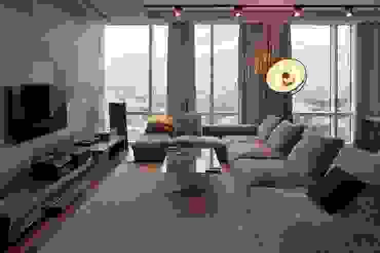 LUMI Salas de estilo minimalista