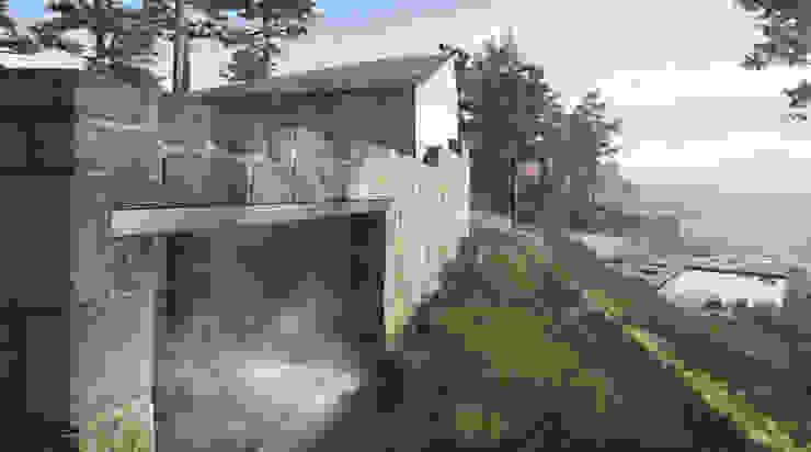 Proposta - spa e capela por David Bilo | Arquitecto Campestre