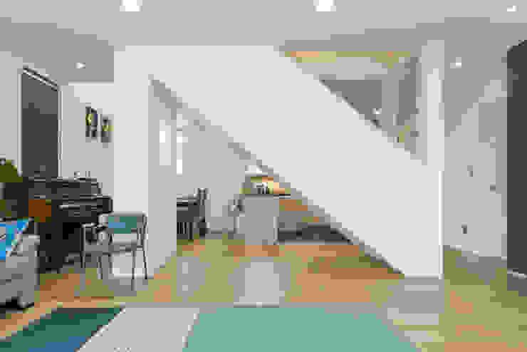 stpmj Moderne Wohnzimmer
