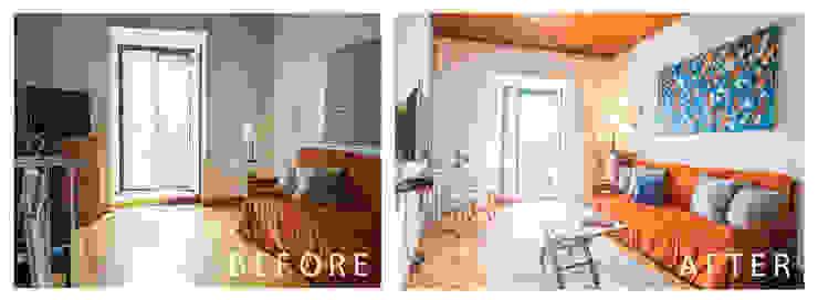 Casalfama - apartamento T0 por YS PROJECT DESIGN Escandinavo