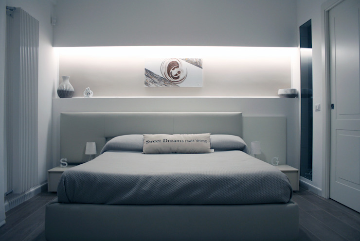Modern style bedroom by A2pa Modern