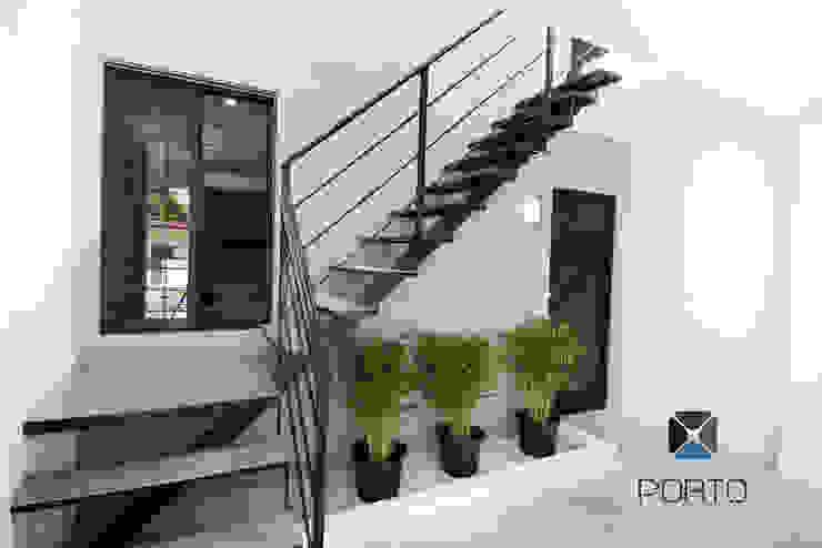 Casas de estilo minimalista de PORTO Arquitectura + Diseño de Interiores Minimalista