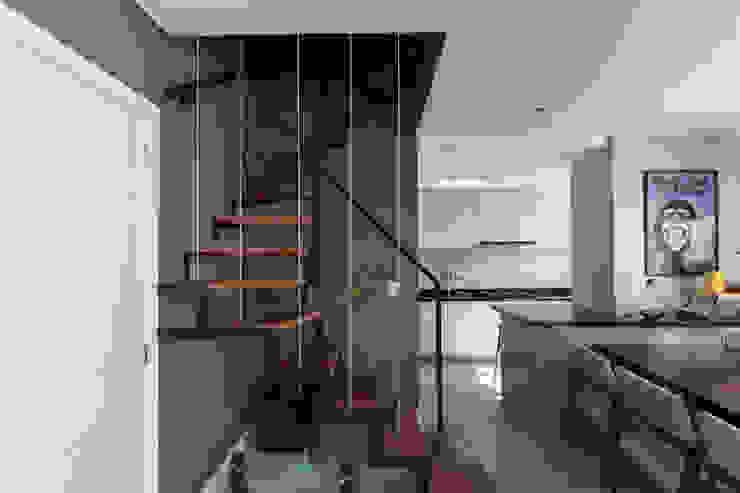 Rabisco Arquitetura บันได Grey