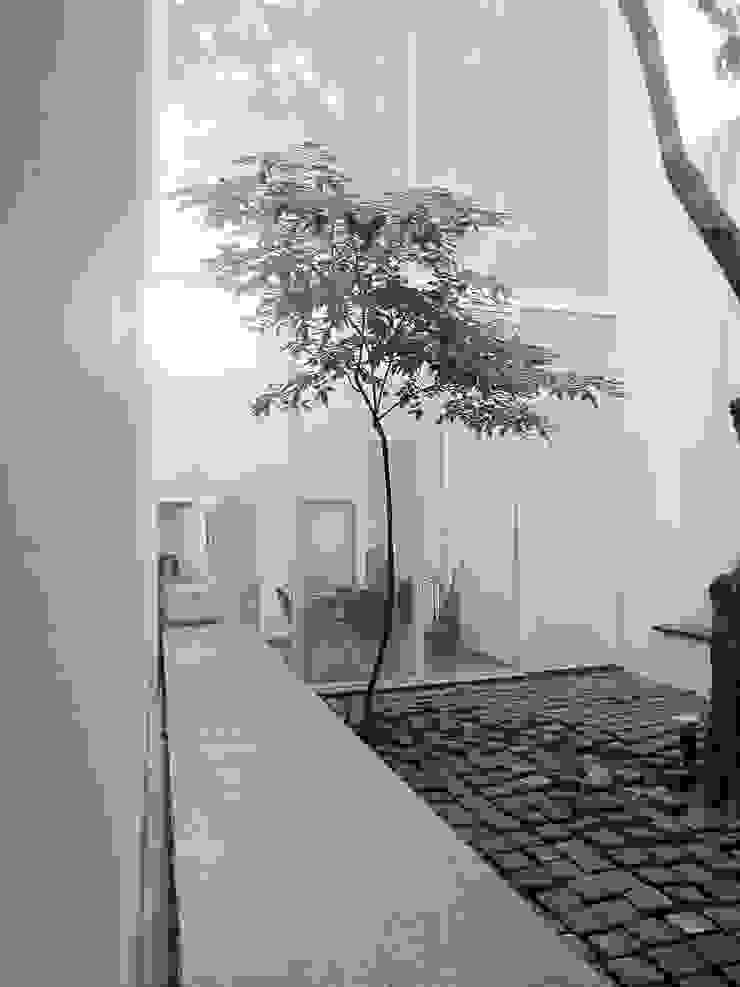 LONG BENCH bởi NBD ARCHITECTS