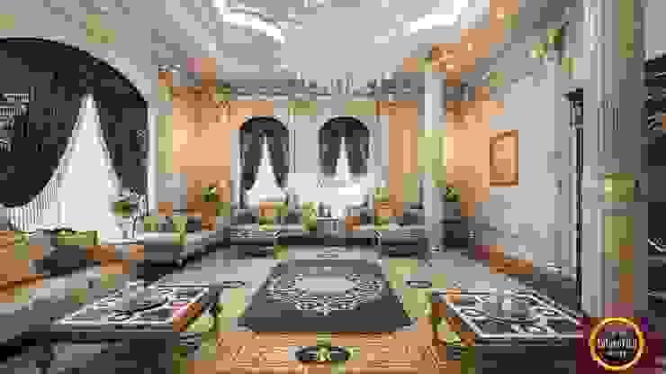 Fashionable and luxurious interiors of Katrina Antonovich by Luxury Antonovich Design Classic