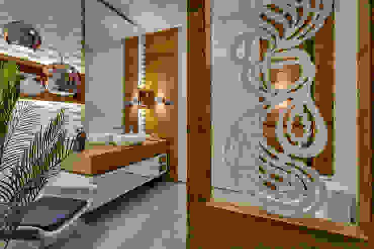 Lavabo Guaraúna Revestimentos Banheiros modernos