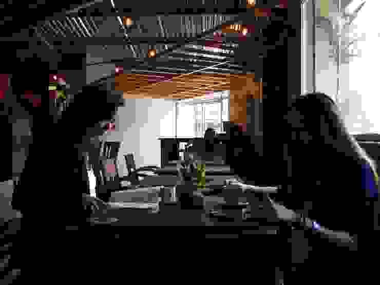 Panadería Andina Loft estudio C.A. Restaurantes