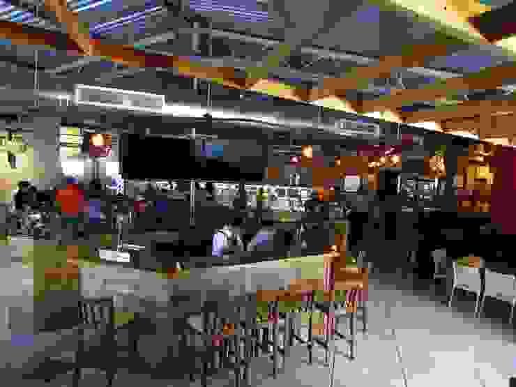 Panadería Andina Loft estudio C.A. Bares y Clubs