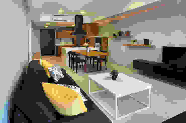 Living Room Oleh TRE Studio