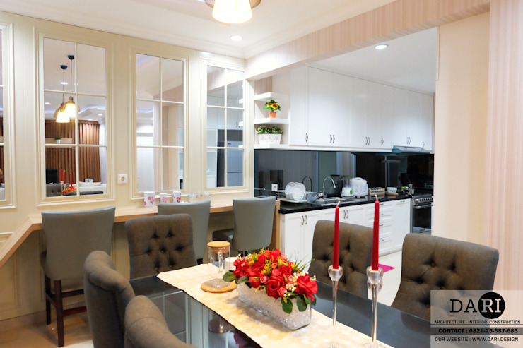dining room Oleh DARI Minimalis