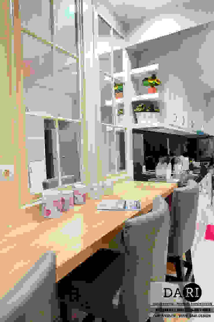 bar table + chair + kitchen shelfing Oleh DARI Minimalis
