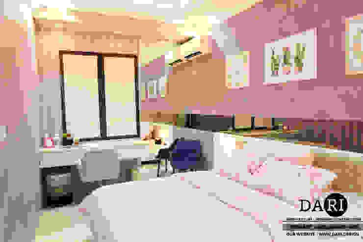 bedroom no 2 Oleh DARI Minimalis Kayu Lapis