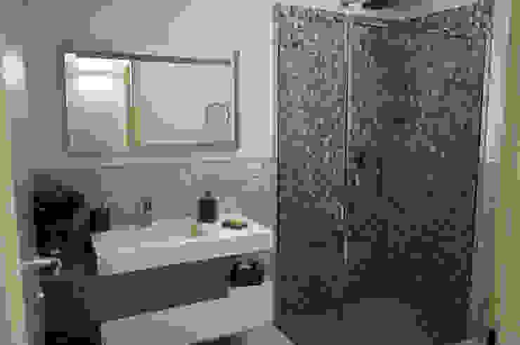 il bagno Studio Tecnico Progettisti Associati Ing. Marani Marco & Arch. Dei Claudia Camera da letto moderna