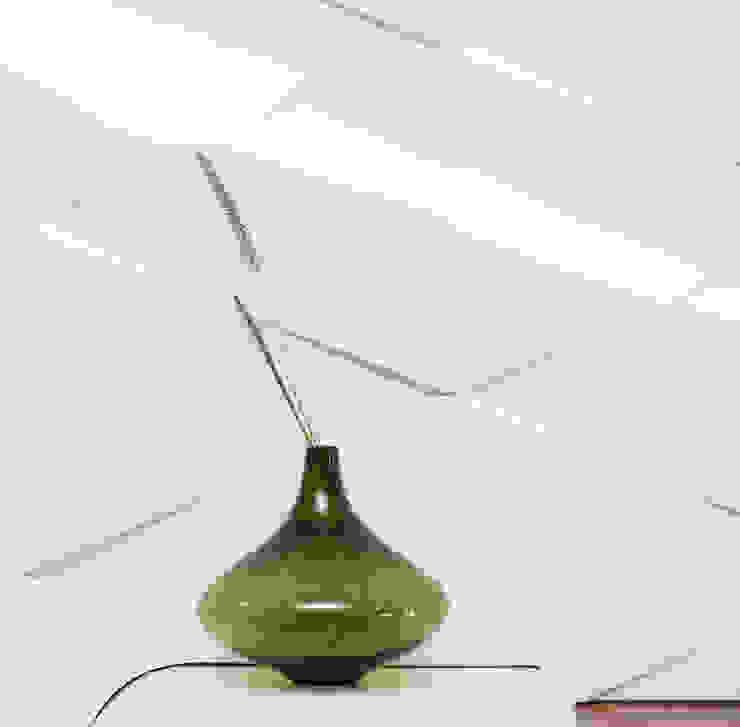 ORCHIDS LOFT by Alexandra Pedro Modern living room Limestone White