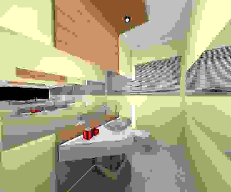 Fernanda Quelhas Arquitetura BathroomDecoration