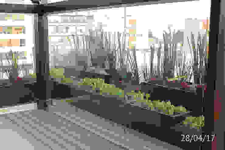 TP618 Modern Terrace Wood-Plastic Composite Green